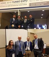 Delegazione del Dipartimento ad ASME TurboExpo di Phoenix