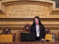 Giulia Bertaglia si aggiudica il premio GIMC - sezione fluidi. Sarà l'unica italiana candidata al premio europeo ECCOMAS.