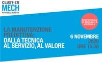 Il laboratorio MechLav partecipa all'evento Clust-ER MECH del 6 novembre