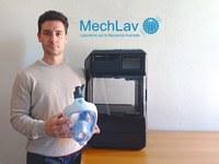 Le competenze tecniche dei ricercatori del MechLav per l'emergenza Covid-19