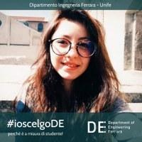 Rossana Vincenzi: studiare ingegneria a Ferrara mi ha fatto sentire a casa