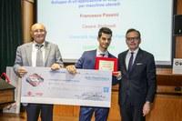 Un nostro laureato vince il premio nazionale Ucimu per la sua tesi