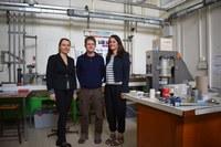Visita all' Ecole Centrale de Nantes - Institut de Recherche en Génie Civil et Mécanique (GeM)