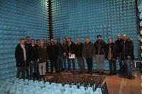 Visita ai laboratori di Ingegneria del Tecnopolo dell' Associazione Politecnica Italiana