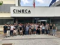 Visita al CINECA degli studenti di Programmazione concorrente
